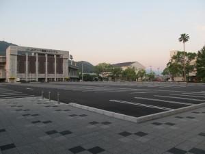 蔵本公園駐車場